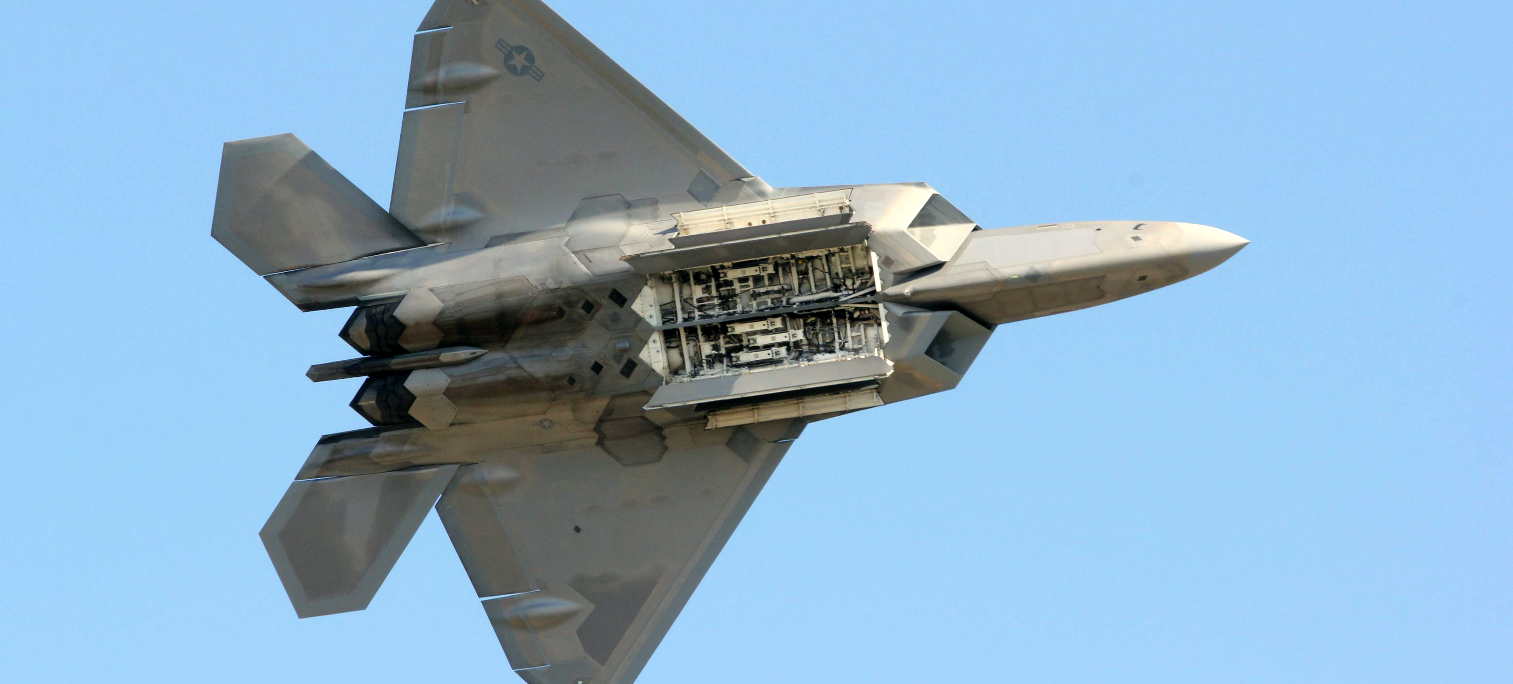 F-22 Raptor Naught Bits