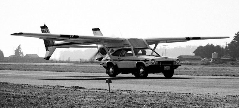 Mizar Flying Ford Pinto