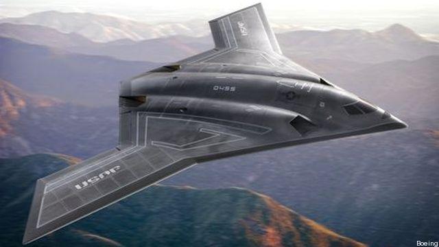New B-2 Bomber