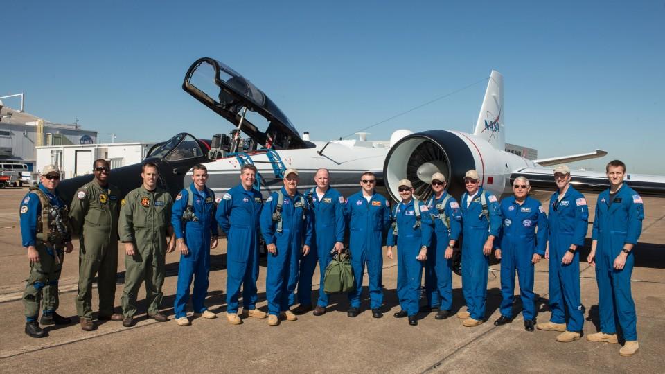 NASA WB-57s